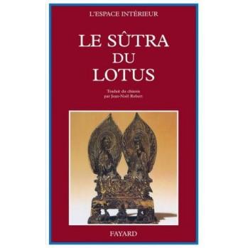 Livre Le Soutra du lotus
