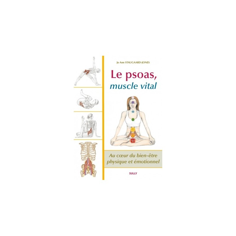 Livre Le Psoas muscle vital