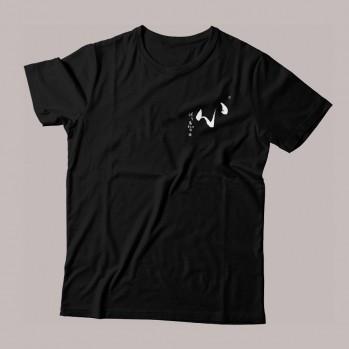 """T-shirt """"shin"""" coeur-esprit"""