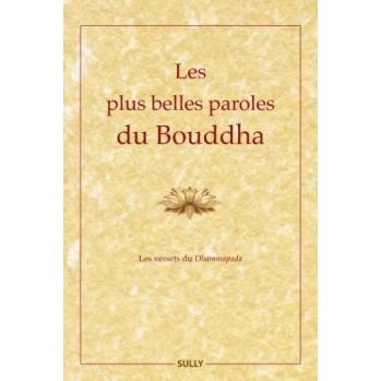 Livre Les plus belles paroles du Bouddha