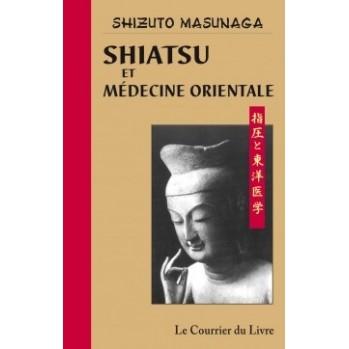 Livre Shiatsu et médecine orientale