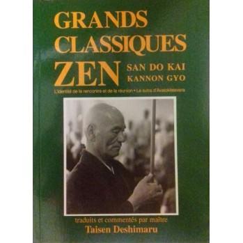 San Do Kai - Kannon Gyo, textes zen, enseignement oral de Taisen Deshimaru